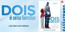 A Magazine.HD e a NOS Audiovisuais têm convites duplos para oferecer para a antestreia do amoroso filme Dois é uma Família