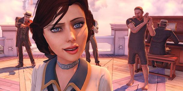elizabeth bioshock top personagens femininas videojogos jogos