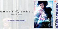 A Magazine.HD e a NOS Audiovisuais têm convites duplos para oferecer para a antestreia do espetacular filme Ghost in the Shell - Agente do Futuro