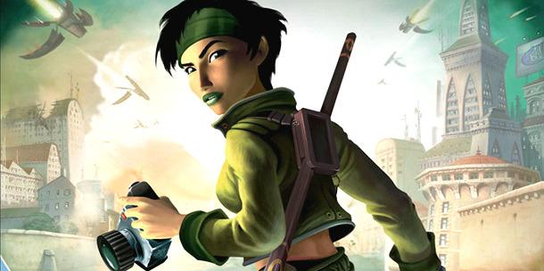 jade beyond good and evil top personagens femininas videojogos jogos