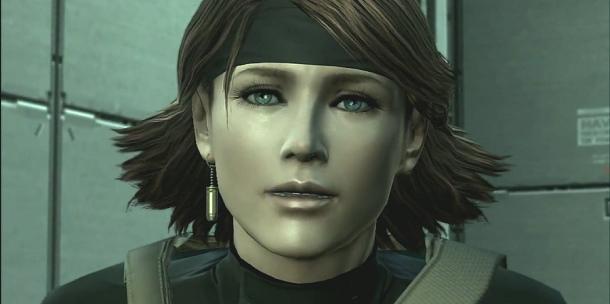 meryl metal gear solid top personagens femininas videojogos
