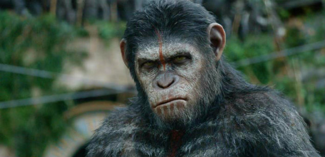 War for The Planet of The Apes, Trailer, Andy Serkis