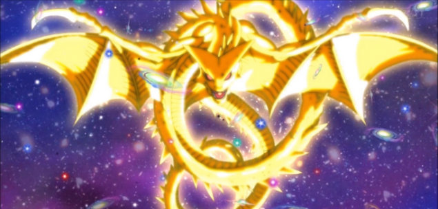 super shenron dragao bolas cristal dragon ball