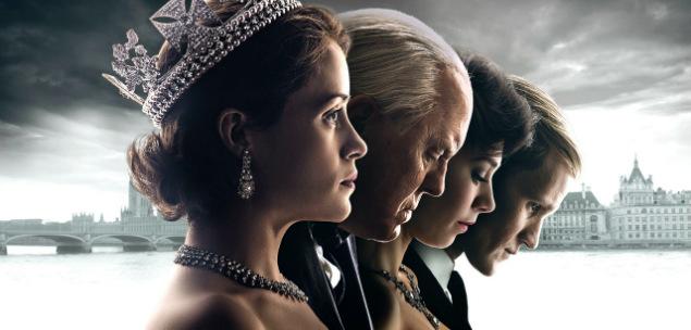 series netflix the crown