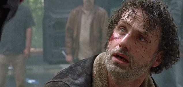 the walking dead rick
