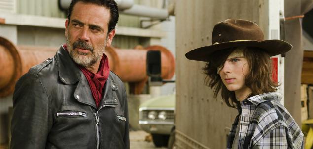 The Walking Dead informações final sétima temporada
