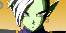 """Um dos vilões mais confusos de toda a saga Dragon Ball. Além de ser Black Goku e o """"eu"""" no futuro, o vilão é também uma versão fundida de ambos."""