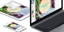 A Apple disponibiliza aplicações como iMovie, Numbers, Keynote, Pages e GarageBand.
