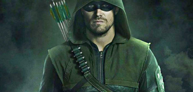 Arrow quinta temporada AXN
