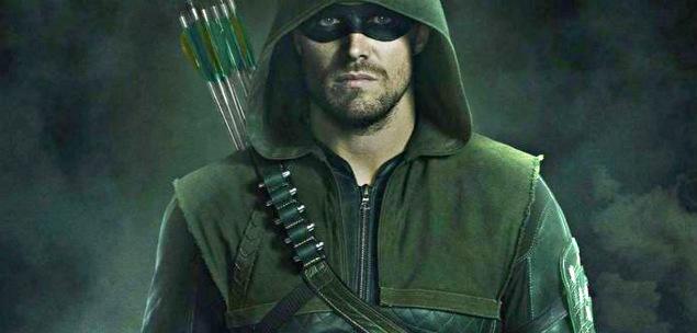 Arrow quinta temporada AXN