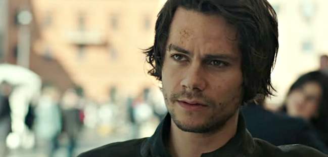 Dylan O'Brien American Assassin trailer