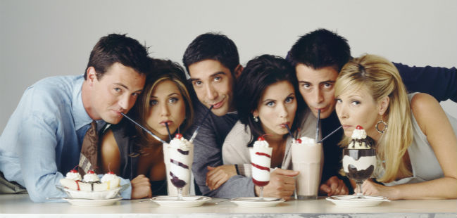 Friends o musical
