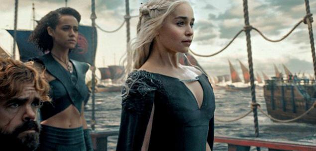 Game of Thrones novos visuais sétima temporada