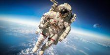 No próximo dia 26 de Abril vai ser possível visualizar directamente do site da NASA o primeiro streaming em direto a partir do espaço.