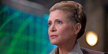 É oficial. Confirma-se assim que será no Episódio VIII que os fãs poderão ver Carrie Fisher interpretando a General Leia pela última vez.