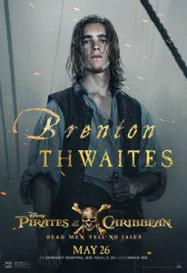 piratas das caraibas poster