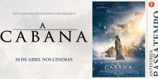 A Cabana, protagonizado por Sam Worthington, Octavia Spencer e Tim McGraw tem estreia marcada, nos cinemas nacionais, no dia 20 de abril!