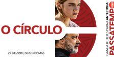 Participa e habilita-te a ganhar um convite duplo para a antestreia do fabuloso filme O Círculo