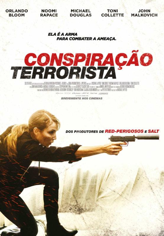 conspiração terrorista poster