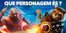 Queres saber que personagens de Guardiões da Galáxia Vol. 2 és tu? Testa a tua personalidade neste Quiz MHD e descobre!