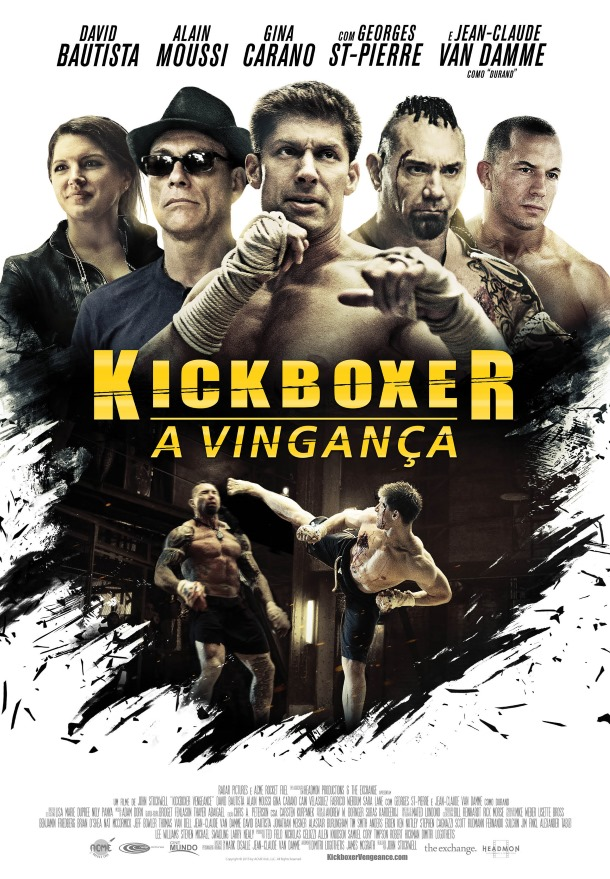 kickboxer vinganca