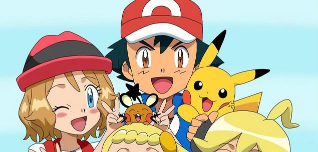 Pokémon a série xyz