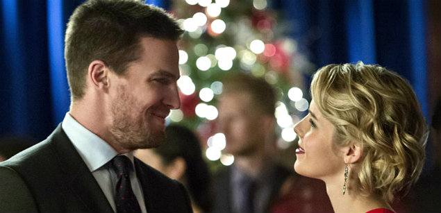 Arrow, Oliver, Felicity
