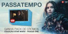 A Magazine.HD e a Vasp Premium têm uns fantásticos cromos Star Wars Rogue One para te oferecer!