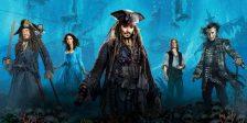 Caras novas juntam-se a velhos conhecidos nesta aventura ao leme de Jack Sparrow. Este é guia dos personagens de Piratas das Caraíbas: Homens Mortos Não Contam Histórias!