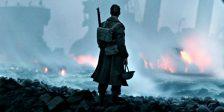Numa época em que os super-heróis estão mais ativos no mundo do cinema, Dunkirk oferece uma opção mais dramática e sóbria aos cineastas.