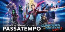 Participa e habilita-te a ganhar prémios do espetacular filme Guardiões da Galáxia Vol. 2