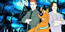 Scooby-Doo junta-se a Sam e Dean Winchester para um crossover especial entre as séries da CW.
