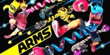 Com lançamento marcada para junho, ARMS é a estrela do Nintendo Direct desta semana. Várias foram as novidades reveladas, vem descobrir quais.