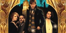 A autora de Harry Potter anuncia que já terminou de escrever o guião para o próximo filme de Fantastic Beasts and Where to Find Them.