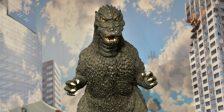 Nesta lista de Monstros também está incluído Godzilla que em 2019 irá chegar às salas de cinema com King of Monsters.