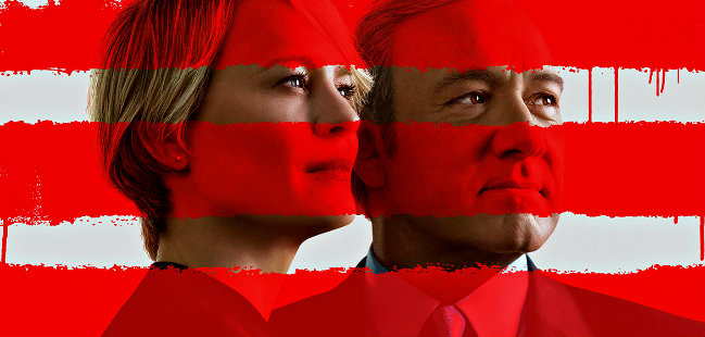 melhores posters house of cards