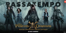 articipa e habilita-te a ganhar prémios do espetacular filme Piratas das Caraíbas: Homens Mortos Não Contam Histórias