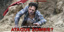 Para te preparares para a nova temporada de Fear the Walking Dead, que tal fazeres este Quiz MHD? Conseguirias sobreviver a um ataque zombie? Descobre já!