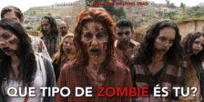 Para te preparares para a nova temporada de Fear the Walking Dead, que tal fazeres este Quiz MHD? Descobre já que tipo zombie és!