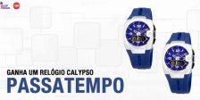 Participa e habilita-te a ganhar relógios Calypso