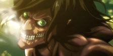 É oficial! A próxima temporada da série anime Attack on Titan tem a estreia agendada para 2018! Comecem a contar os dias!