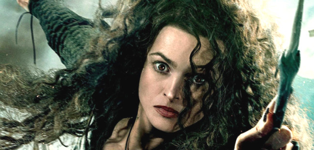 Bellatrix Lestrange Harry Potter