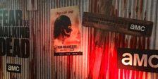 Uma dúzia de sanguinários zombies, defrontaram em Lisboa centenas de fãs da série FEAR THE WALKING DEAD, na antestreia exclusiva da temporada 3