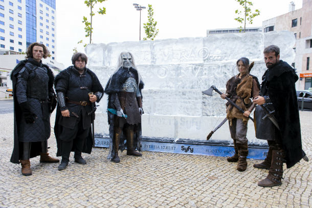 Game of Thrones Syfy 19
