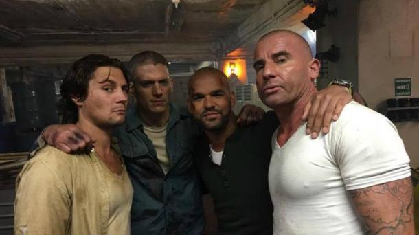 Prison Break possível sexta temporada