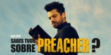 Chegou o quiz dedicado aos verdadeiros fãs de Preacher! Será que estás à altura? Confere se sabes mesmo tudo sobre Preacher!