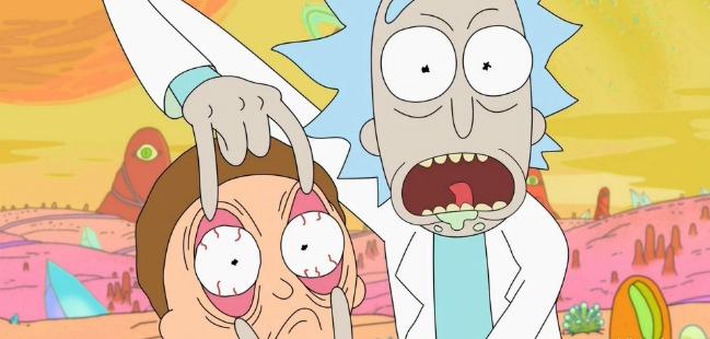 Rick and Morty terceira temporada data de estreia