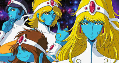 Interstella 5555: The 5tory of the 5ecret 5tar 5ystem anime