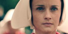 Apareceu como atriz convidada na primeira temporada de The Handmaid's Tale. Na segunda temporada Alexis Bledel junta-se ao elenco regular da série.