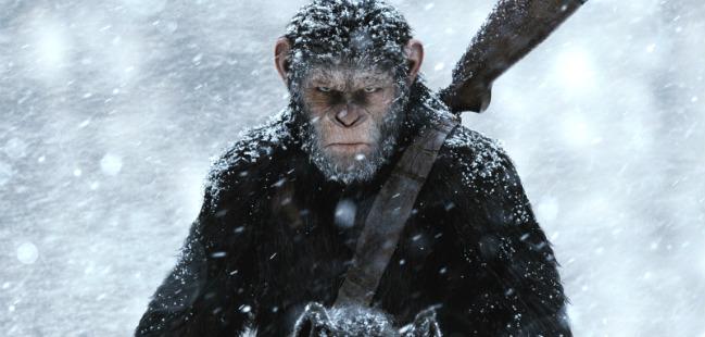 planeta dos macacos guerra